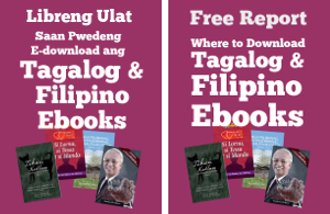 Where to Download Tagalog Ebooks
